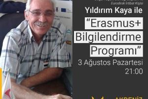 Erasmus+ Bilgilendirme Programı